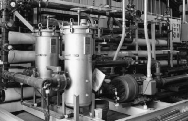 A Comprehensive Study on the Application of Reverse Osmosis (RO) Technology for the Petroleum Industry Wastewater Treatment